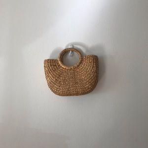 Summer Basket Bag
